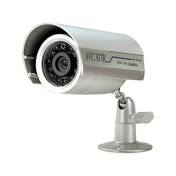 kültéri, IR, fekete-fehér, kompakt kamera