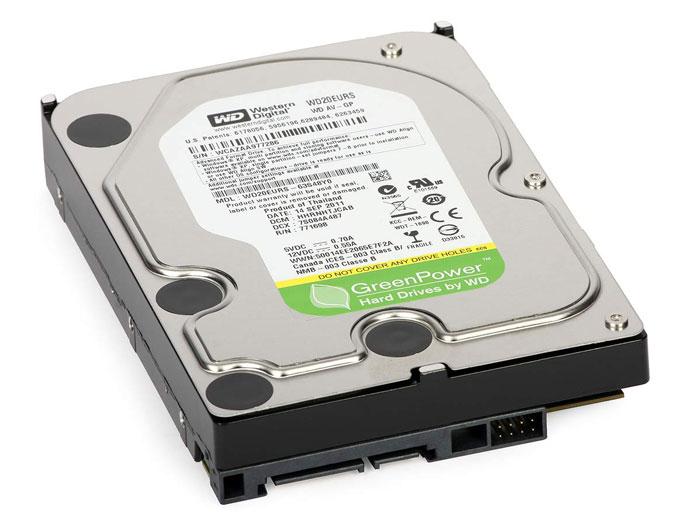 500GB SATA-II merevlemez