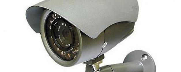 Kültéri, 700 soros, IR, kompakt kamerarendszer